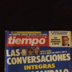 Coleccionismo de Revista Tiempo: REVISTA TIEMPO N° 560. 25 DE ENERO DE 1993. Lote 222604447