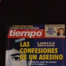 Collectionnisme de Magazine Tiempo: REVISTA TIEMPO N°565. 1 DE MARZO 1993. Lote 222604677
