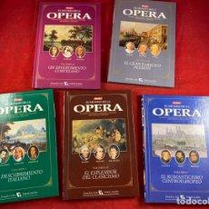 Coleccionismo de Revista Tiempo: OPERA. Lote 222649021