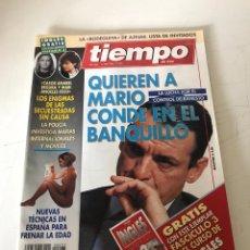 Coleccionismo de Revista Tiempo: TIEMPO. Lote 224521567