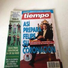 Coleccionismo de Revista Tiempo: TIEMPO. Lote 224521933