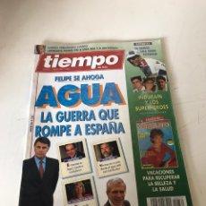 Coleccionismo de Revista Tiempo: TIEMPO. Lote 224524133