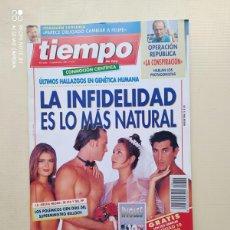 Coleccionismo de Revista Tiempo: TIEMPO. Lote 224678740