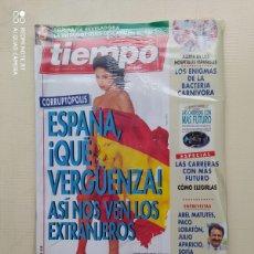 Coleccionismo de Revista Tiempo: TIEMPO. Lote 224679505