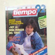 Coleccionismo de Revista Tiempo: TIEMPO. Lote 224679563