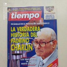 Coleccionismo de Revista Tiempo: TIEMPO. Lote 224679615