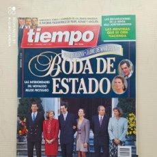 Coleccionismo de Revista Tiempo: TIEMPO. Lote 224679765