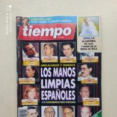 Coleccionismo de Revista Tiempo: TIEMPO. Lote 224679821