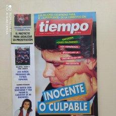 Coleccionismo de Revista Tiempo: TIEMPO. Lote 224679868