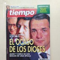 Coleccionismo de Revista Tiempo: TIEMPO. Lote 224679941