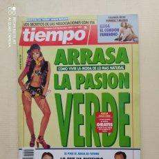 Coleccionismo de Revista Tiempo: TIEMPO. Lote 224683937