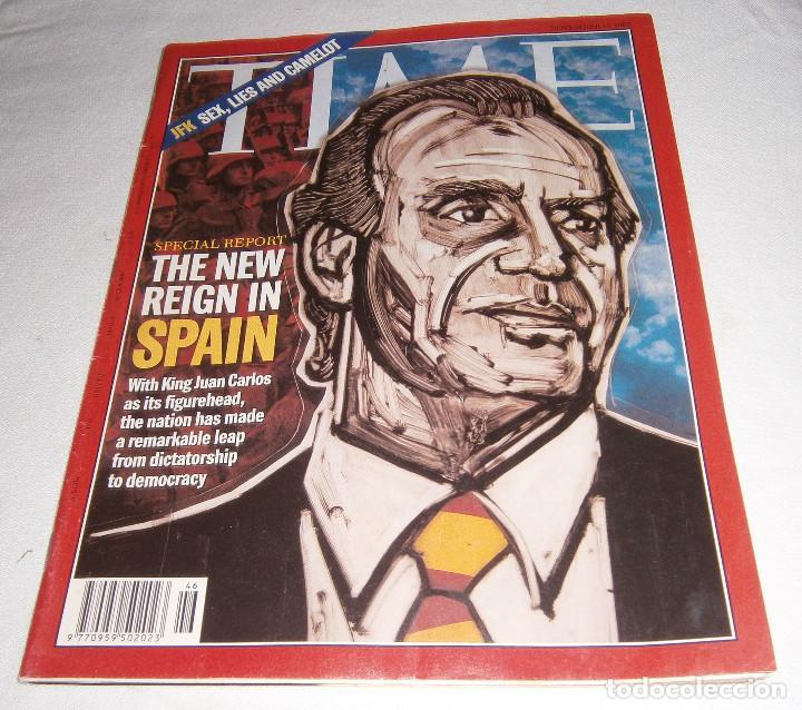 REVISTA TIME NOVIEMBRE 1997 EN INGLES (Coleccionismo - Revistas y Periódicos Modernos (a partir de 1.940) - Revista Tiempo)