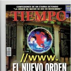Collectionnisme de Magazine Tiempo: * REVISTA TIEMPO * GRUPO Z* AÑO 7/2/2000 Nº 927 * OFERTA PARA NATALIA *. Lote 229972160