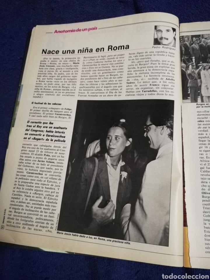 Coleccionismo de Revista Tiempo: Tiempo. Numero 56. Mercenarios - Foto 5 - 257393390