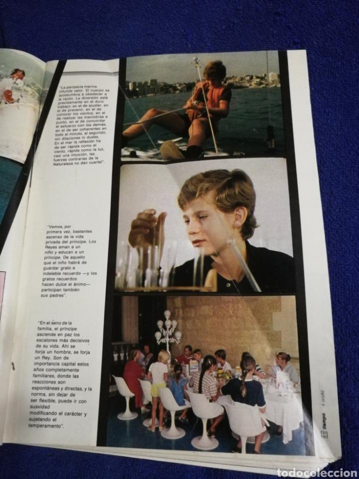 Coleccionismo de Revista Tiempo: Revista tiempo. Numero 21 - Foto 5 - 257395565