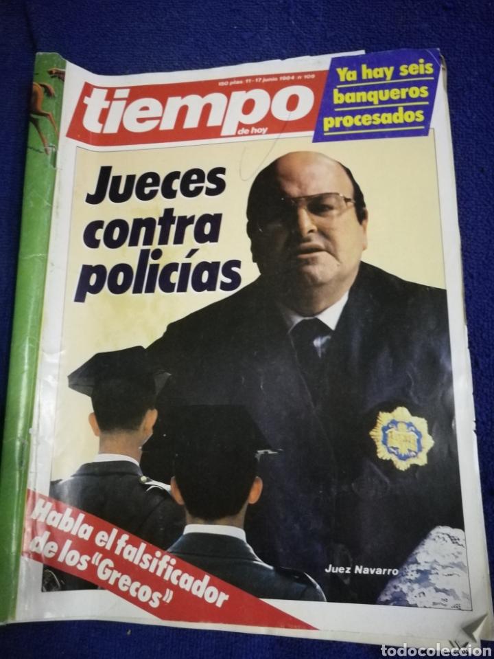 REVISTA TIEMPO. NUMERO 109 (Coleccionismo - Revistas y Periódicos Modernos (a partir de 1.940) - Revista Tiempo)