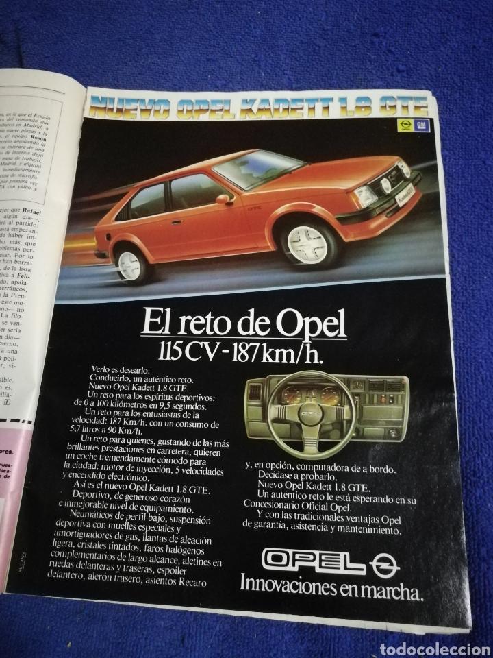 Coleccionismo de Revista Tiempo: Revista tiempo. Numeron 61 - Foto 6 - 257452020