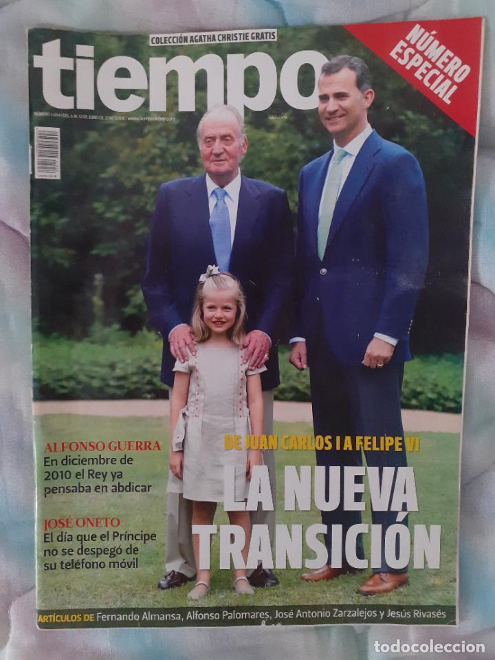 REVISTA TIEMPO (Nº 1654 NÚMERO ESPECIAL) (Coleccionismo - Revistas y Periódicos Modernos (a partir de 1.940) - Revista Tiempo)