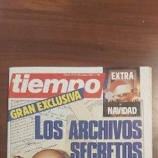 Coleccionismo de Revista Tiempo: REVISTA TIEMPO Nº 136, AÑO 1984, GRAN EXCLUSIVA, LOS ARCHIVOS SECRETOS DE FRANCO,. Lote 259967425
