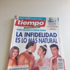 Coleccionismo de Revista Tiempo: TIEMPO. Lote 262999530