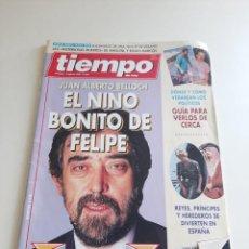 Coleccionismo de Revista Tiempo: TIEMPO. Lote 262999575