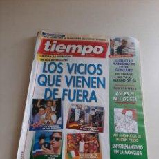 Coleccionismo de Revista Tiempo: TIEMPO. Lote 262999630