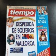 Coleccionismo de Revista Tiempo: TIEMPO. Lote 263038080