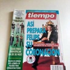 Coleccionismo de Revista Tiempo: TIEMPO. Lote 263093045