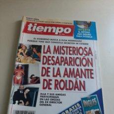 Coleccionismo de Revista Tiempo: TIEMPO. Lote 263093050