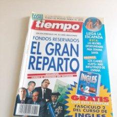 Coleccionismo de Revista Tiempo: TIEMPO. Lote 263093185