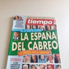 Coleccionismo de Revista Tiempo: TIEMPO. Lote 263093225