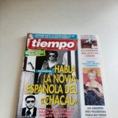 Coleccionismo de Revista Tiempo: TIEMPO. Lote 263093240