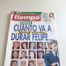 Coleccionismo de Revista Tiempo: TIEMPO. Lote 263093295