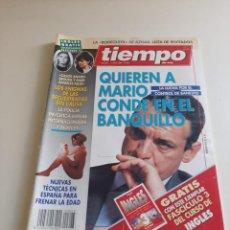 Coleccionismo de Revista Tiempo: TIEMPO. Lote 263093325