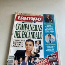 Coleccionismo de Revista Tiempo: TIEMPO. Lote 263093345