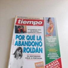 Coleccionismo de Revista Tiempo: TIEMPO. Lote 263093360