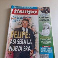 Coleccionismo de Revista Tiempo: TIEMPO. Lote 263093385