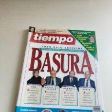 Coleccionismo de Revista Tiempo: TIEMPO. Lote 263093395