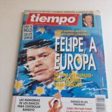 Coleccionismo de Revista Tiempo: TIEMPO. Lote 263093430