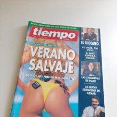 Coleccionismo de Revista Tiempo: TIEMPO. Lote 263093460
