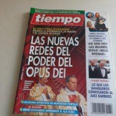 Coleccionismo de Revista Tiempo: TIEMPO. Lote 263093470