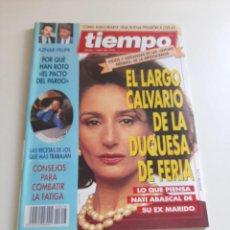 Coleccionismo de Revista Tiempo: TIEMPO. Lote 263093480