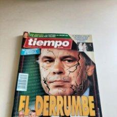 Coleccionismo de Revista Tiempo: TIEMPO. Lote 263093500
