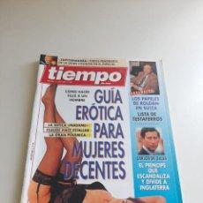Coleccionismo de Revista Tiempo: TIEMPO. Lote 263093535