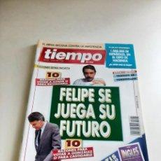 Coleccionismo de Revista Tiempo: TIEMPO. Lote 263093560