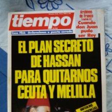 Coleccionismo de Revista Tiempo: REVISTA TIEMPO. Lote 276123233