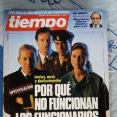 Coleccionismo de Revista Tiempo: REVISTA TIEMPO. Lote 276124058
