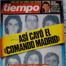 Coleccionismo de Revista Tiempo: REVISTA TIEMPO. Lote 276124178