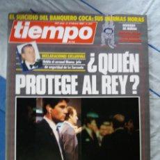 Coleccionismo de Revista Tiempo: REVISTA TIEMPO. Lote 276124328