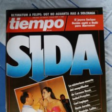 Coleccionismo de Revista Tiempo: REVISTA TIEMPO. Lote 276124863